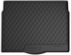 Коврик в багажник для Opel Astra J '09-15 хэтчбек (5 дв.), полиуретановый (GledRing)