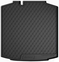 Коврик в багажник для Skoda Rapid '13-, полиуретановый (GledRing)