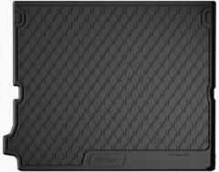 Коврик в багажник для Peugeot 5008 2017 -, полиуретановый (GledRing)