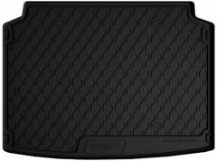 Коврик в багажник для Peugeot 308 '14- хэтчбек, полиуретановый (GledRing)