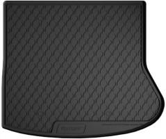 Коврик в багажник для Mercedes CLA-Class Shooting Brake '15- универсал, полиуретановый (GledRing)