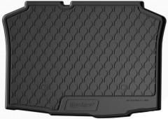 Коврик в багажник для Seat Ibiza '08-, 5 дверей, полиуретановый (GledRing)