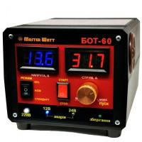 Пуско-зарядное устройство Master Watt БОТ-60 60А/40А 12-24В