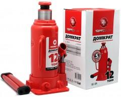 PROSWISSCAR Домкрат автомобильный гидравлический бутылочный 12 т. ВJ-04/Т91204 (ProSwisscar)