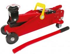 Домкрат автомобильный гидравлический подкатной 2 т. ТJ-01/ТА82007 (ProSwisscar)