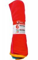 Набор салфеток из микрофибры ProSwisscar MFS-03, 6 шт, 40х30 см
