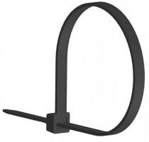 Хомуты пластиковые, черные, 4,8х250 мм ТB-006 - 100 шт. (ProSwisscar)