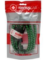 Стяжки резиновые круглые ВТ-001, 0,6 м - 2 шт. (ProSwisscar)