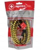 Стяжки резиновые круглые ВТ-002, 0,8 м - 2 шт. (ProSwisscar)