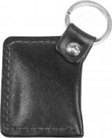 """Фото товара 2 - Брелок для ключей черный с логотипом """"Mersedes"""" книжка"""