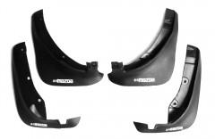 Брызговики для Mazda 6 '02-08, полиуретановые, полный комплект (ASP)