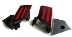 Противотуманные фары для Mitsubishi Pajero Sport '16- задние, LED (ASP)