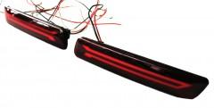 Противотуманные фары для Suzuki SX4 '13- задние, LED (ASP) V0