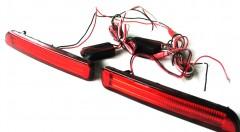 Противотуманные фары для Suzuki SX4 '13- задние, LED (ASP) V2