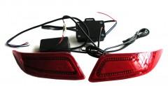 Противотуманные фары для Toyota Camry V55 '11- задние, LED (ASP)
