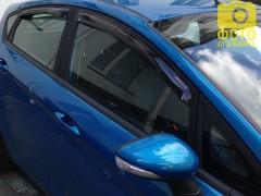 Дефлекторы окон для Ford Fiesta '09-17 (EGR)