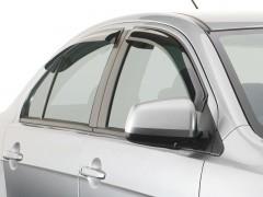 Дефлекторы окон для Mitsubishi Lancer X (10) '07- (EGR)