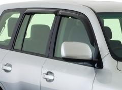 Дефлекторы окон для Toyota Land Cruiser 200 '07-, 4шт. (EGR)