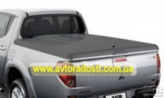 Крышка кузова для Mitsubishi L200 '05-15 чёрная (EGR)