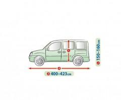 """Фото 2 - Тент автомобильный для минивена """"Mobile Garage"""" (M LAV)"""