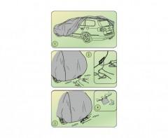 """Фото 4 - Тент автомобильный для минивена """"Mobile Garage"""" (M LAV)"""