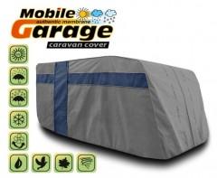 """Тент автомобильный для дома на колесах """"Mobile Garage"""" (L495 caravan)"""