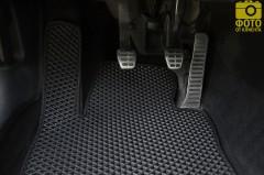 Фото 14 - Коврики в салон для Skoda Octavia A5 05-13, EVA-полимерные черные (Kinetic)