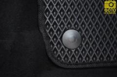 Фото 17 - Коврики в салон для Skoda Octavia A5 05-13, EVA-полимерные черные (Kinetic)