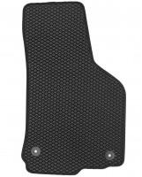 Фото 4 - Коврики в салон для Skoda Octavia A5 05-13, EVA-полимерные черные (Kinetic)