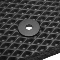 Фото 8 - Коврики в салон для Skoda Octavia A5 05-13, EVA-полимерные черные (Kinetic)
