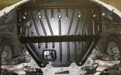 Защита двигателя и КПП для Mazda 2 '15-, 1,5 АКПП/МКПП (Полигон-Авто)