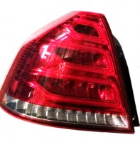 Фонари задние для Chevrolet Aveo '06-11 T250 LED, к-кт (Junyan)