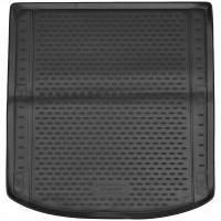Коврик в багажник для Audi A4 '15- седан, полиуретановый (Novline / Element)