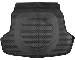 Коврик в багажник для Hyundai Sonata '15- седан, полиуретановый (Novline / Element)