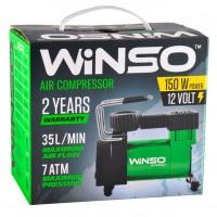 Фото товара 3 - Компрессор автомобильный 7 Атм, 150 Вт. (WINSO) 121000