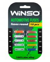 Предохранители цилиндричесские 10 шт. (WINSO)