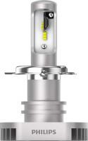 Автомобильные лампочки Philips Ultinon LED H4 (P43T) 6200К (2 шт.) 11342ULWX2