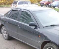Дефлекторы окон для Audi A4 '95-99 седан (Cobra)