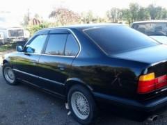Дефлекторы окон для BMW 5 E34 '88-96, седан (Cobra)