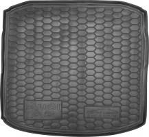 Коврик в багажник для Audi A3 '12-, седан, резиновый (AVTO-Gumm)