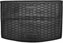 Коврик в багажник для Mazda CX-3 '15-, резиновый (AVTO-Gumm)