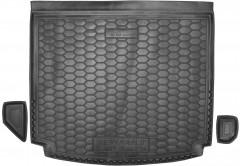 Коврик в багажник для Renault Koleos '17-, резиновый (AVTO-Gumm)