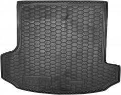Коврик в багажник для Skoda Kodiaq '17-, 7 мест, длинный, резиновый (AVTO-Gumm)