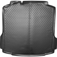 Коврик в багажник для Skoda Rapid '17- полиуретановый (Novline / Element)
