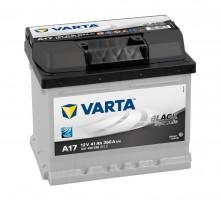 Автомобильный аккумулятор Varta Black Dynamic (541400036) 41Ач