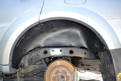 Подкрылок задний левый для Mitsubishi Pajero Sport 2 '08-16 (Novline)
