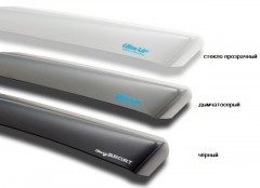 Дефлекторы окон для Acura MDX '06-13 (ClimAir)