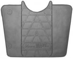 Перемычка на тоннель Chevrolet Spark '09- резиновая (Stingray)