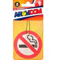 """Ароматизатор """"No Smoking"""", экзотическое яблоко Aromcom"""