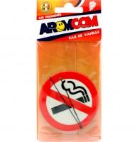 """Ароматизатор """"No Smoking"""", ваниль Aromcom"""